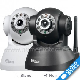 Caméra IP CAM270 motorisée WiFi noir