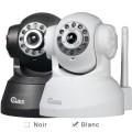 Caméra IP CAM270 motorisée WiFi blanche