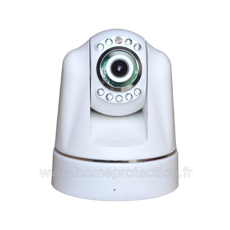 Camera de surveillance interieur ip hd mcl - Camera wifi interieur ...