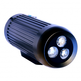 Projecteur LEDs ARRAY vision nocturne 50m
