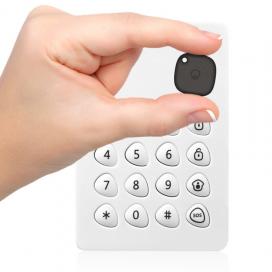 Clavier numérique sans fil avec lecteur RFID