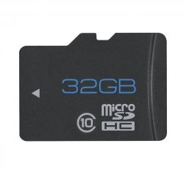 Carte mémoire Micro SDHC classe 10 compatible caméra IP