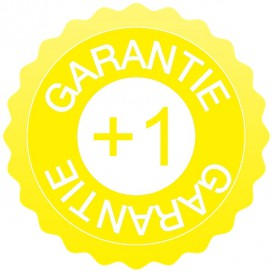 Extension de garantie de 1 an
