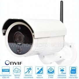 Caméra IP CAM820 HD 720p extérieure WiFi