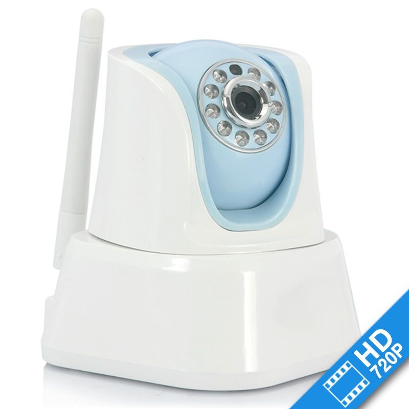 Cam ra ip cam400hd wifi motoris e - Camera wifi interieur ...