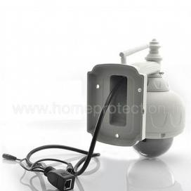 Caméra IP CAM360 Dôme extérieure motorisée WiFi zoom optique 3X