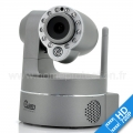 Caméra IP CAM340 WiFi HD 720p motorisée