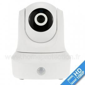 Caméra IP CAM650 WiFi HD 1080p motorisée