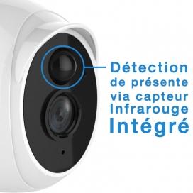 Caméra IP CAM720 HD 1080p extérieure WiFi