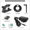 Accessoires fournis avec la caméra IP motorisée WiFi 120