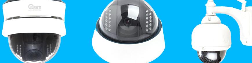 Caméra IP Dôme