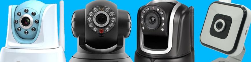 Caméra IP intérieur