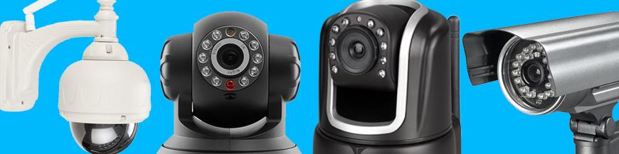Caméras de surveillance IP