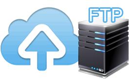 Sauvegarde FTP de photos et vidéos