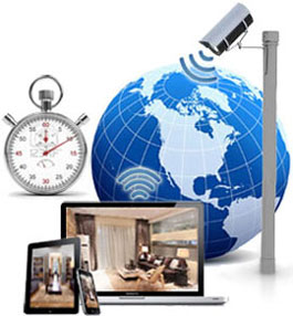 Caméra Wi-FI - Configuration en quelques minutes