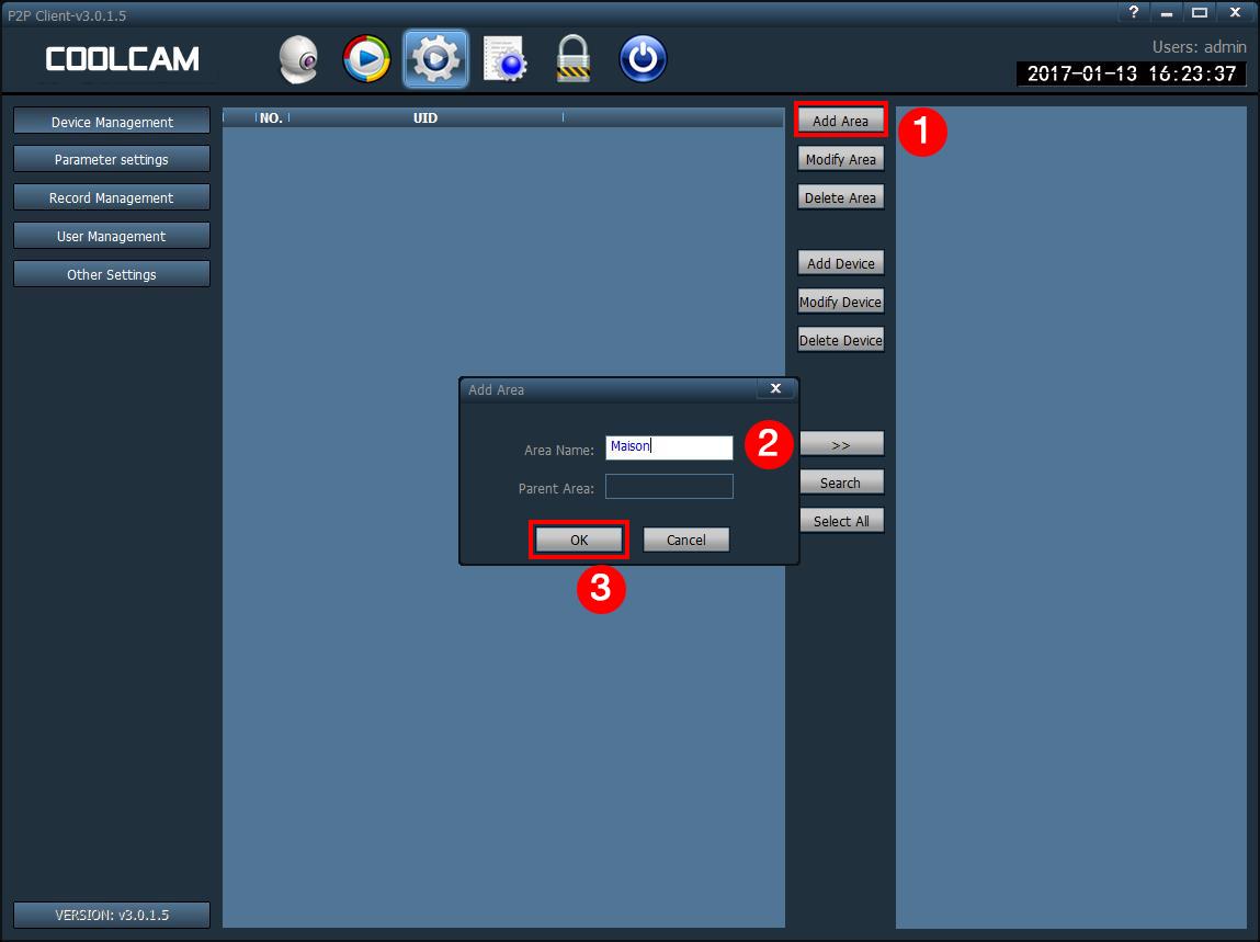 P2P Client pour Windows