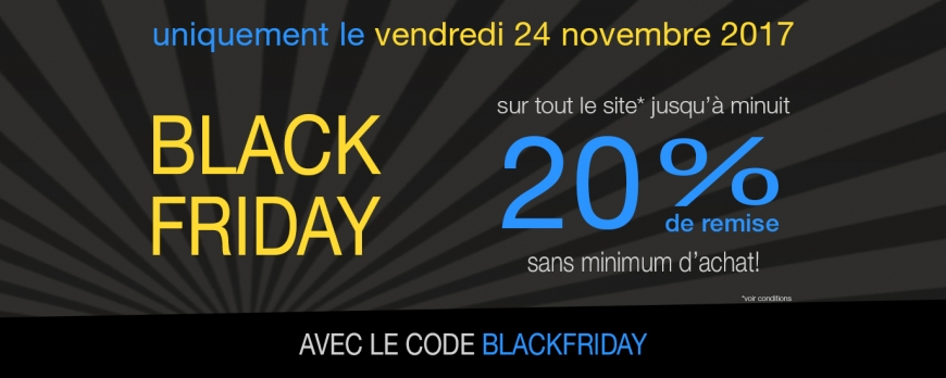 BLACK FRIDAY 2017!!!